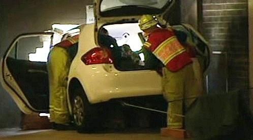 Parkování po australsku