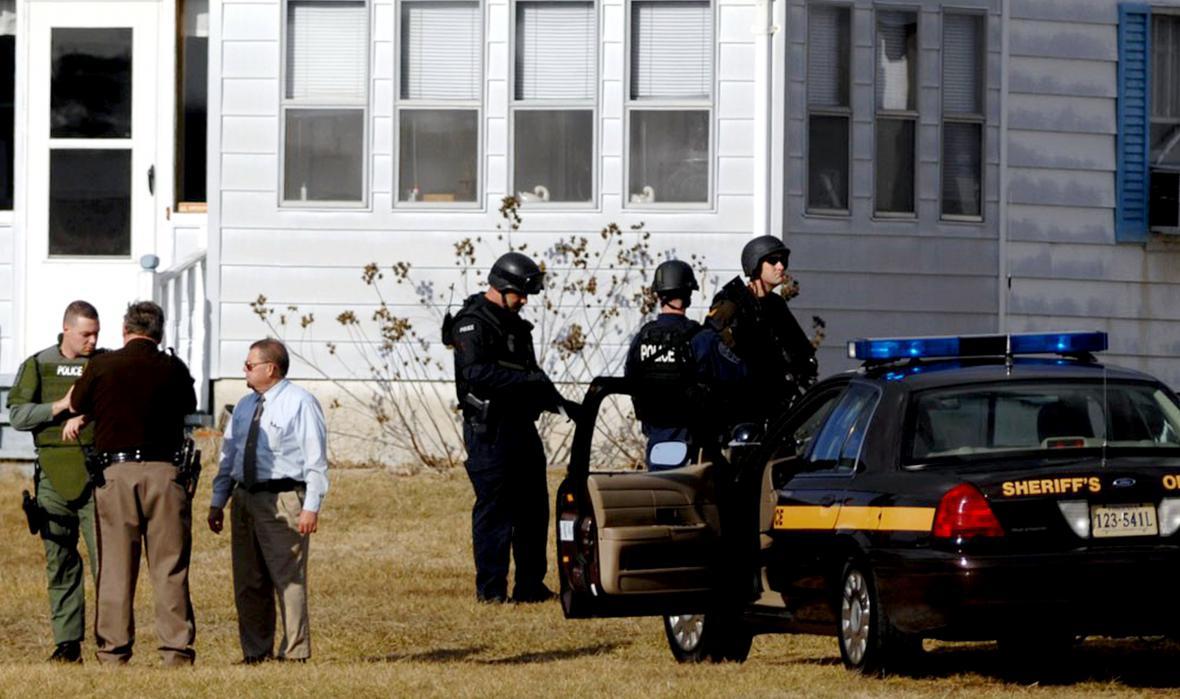 Vyšetřování střelby v Appomattoxu