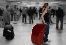 Lenka Švatošová / Kufr s příručním zavazadlem
