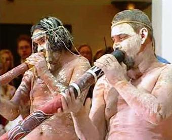 Australští domorodci