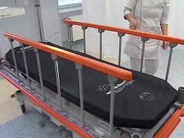 Vybavení liberecké nemocnice