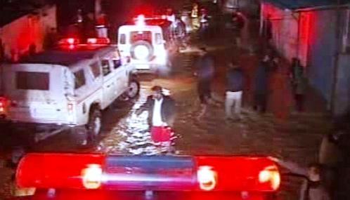 Záplavy na Blízkém východě