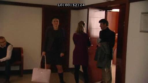 Peter Čuboň vychází ze soudní síně