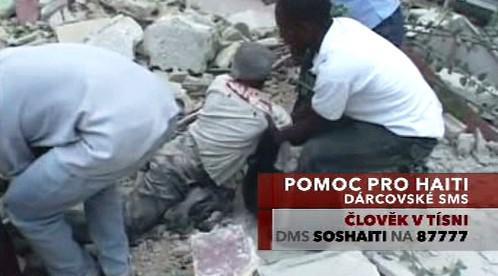 Pomoc pro Haiti