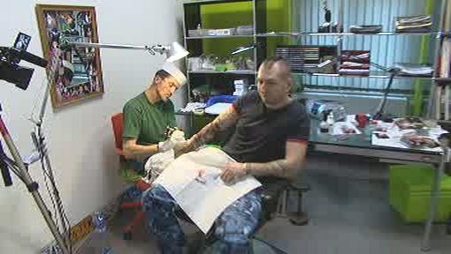 Tetovací studio