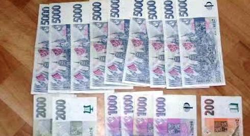 Zajištěné peníze
