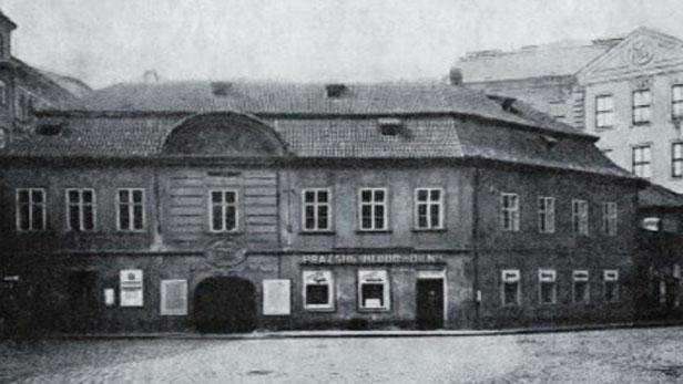 Náprstkovo muzeum v 19. století