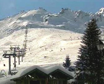 Alpská sjezdovka