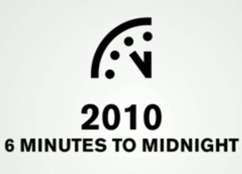 Vědci posunuli ručičku na hodinách apokalypsy