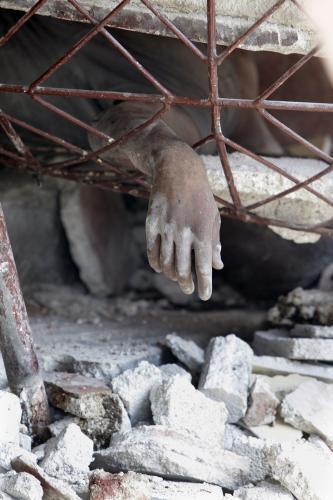Tragédie na Haiti