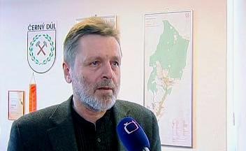 Starosta Černého Dolu Zdeněk Kraus