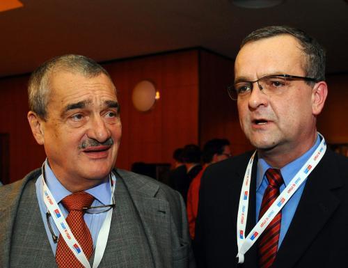 Schwarzenberg a Kalousek