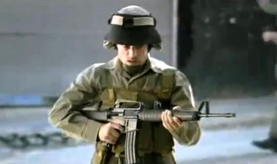 Turecký seriál Ayrılık o násilí v Palestině