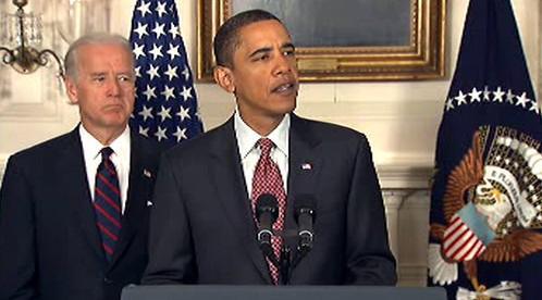 Obama posílá na Haiti záchranáře