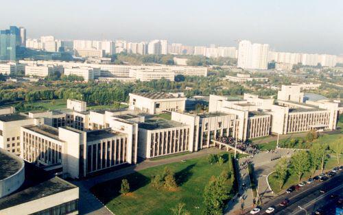 MGIMO - Moskevský státní institut mezinárodních vztahů