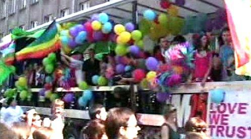 Pochod homosexuálů ve Varšavě