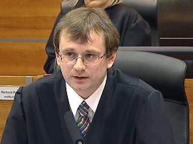 Soudce Vojtěch Šimíček
