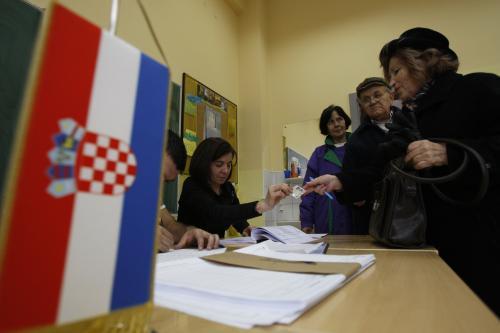 Volby v Chorvatsku