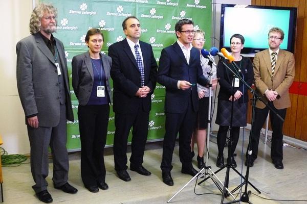 Předsednictvo Strany zelených