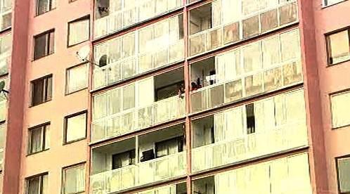 Cena bytů klesá