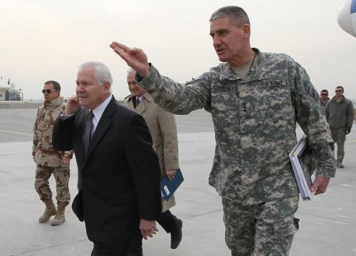 Robert Gates v Afghánistánu