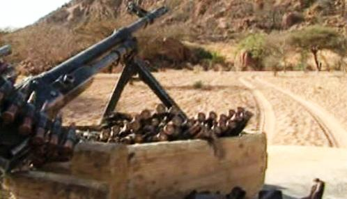 Boje v Súdánu