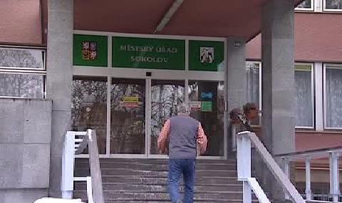 Městký úřad Sokolov