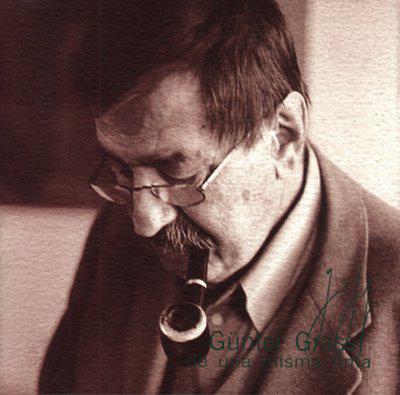 Spisovatel Günter Grass