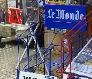 Le Monde nevyšel