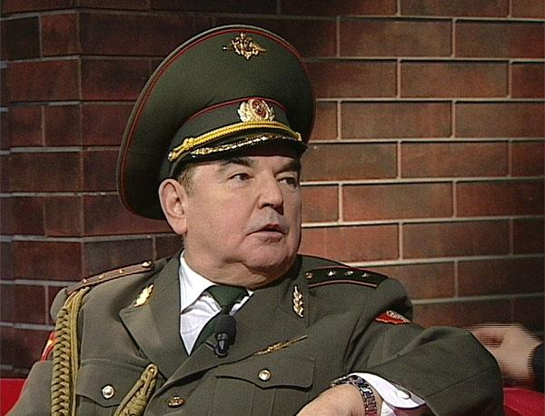 Vasilij Štefuca - sólista Alexandrovců