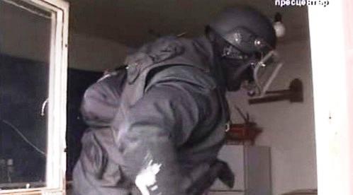 Bulharská policie