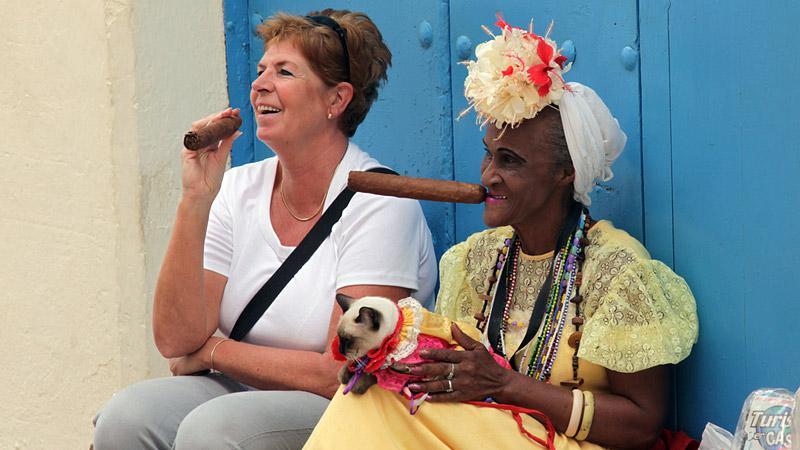 Ženy na Kubě