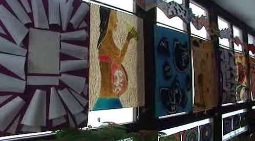 Výstava proti drogám