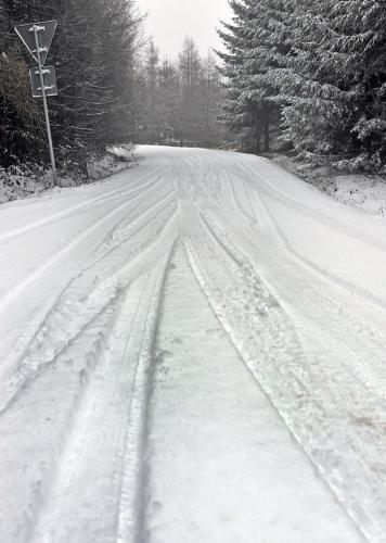 Silnice na Jihlavsku