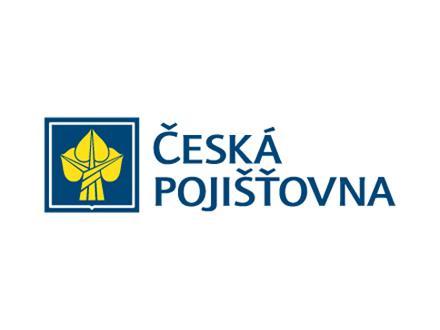 Logo České pojišťovny