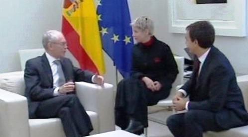 Španělské předsednictví