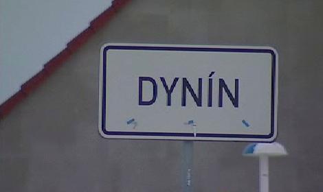 Obec Dynín