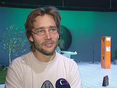 Režisér Jiří  Havelka