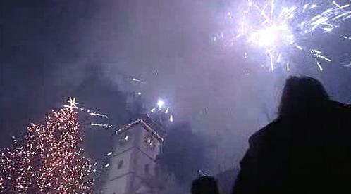 Silvestr v Olomouci