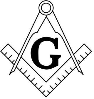 Symbol svobodného zednářství