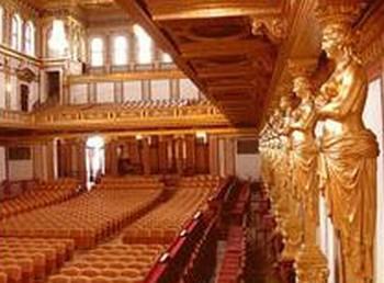 Zlatý sál Musikverein