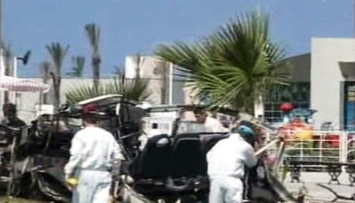 Atentát na minibus v Kusadasi v roce 2005