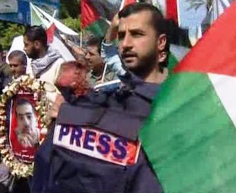Pohřeb novináře
