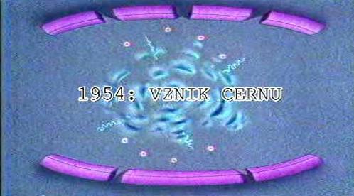 Vznik CERNu