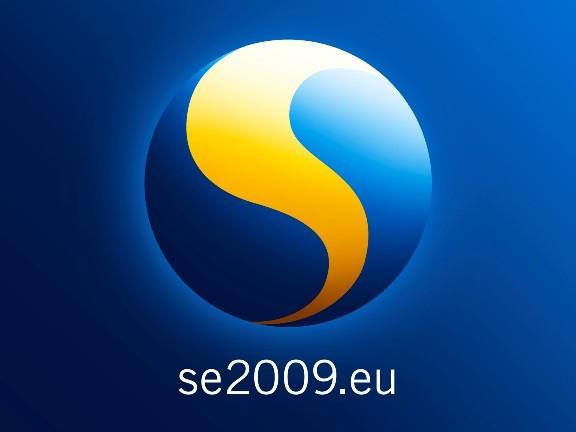 Logo švédského předsednictví
