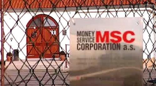 Logo podvodné společnosti