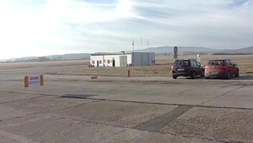 Letiště v Plané