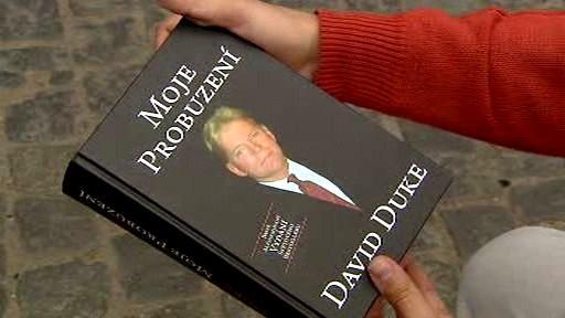 Kniha Davida Duka Moje probuzení