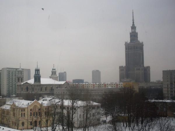 Varšava - Internacionál 2