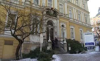 Radnice v Mariánských Lázních